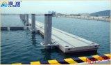 Pontão Waterproofing da doca de flutuação com a estrutura concreta feita em China