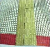 Tipo junta de la pared para el paño revestido de la fibra de vidrio de PTFE