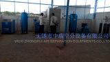 酸素のガス工場の酸素の満ちるプラント