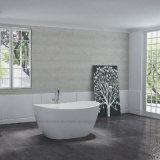 Bañera libre de piedra de acrílico de Reston del precio barato tamaño pequeño (PB1068N)