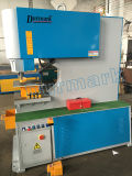 Máquina de perfuração da barra lisa/ferro de ângulo resistente/máquina de corte