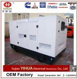 générateur silencieux de diesel d'énergie électrique de 10kw 15kw 20kw 30kw Yangdong