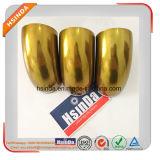 Diferentes texturas de oro del cromo del color claro de la capa de recubrimiento de polvo pintura de aerosol
