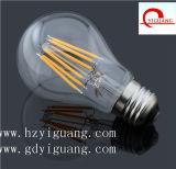 Bombilla de Edison LED de la vendimia de la luz del filamento de St64 LED