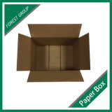 Rectángulo acanalado del cartón del envío del precio barato