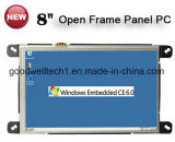 8 Zoll-geöffneter Rahmen aller in einem PC für Industrie