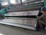 Folha de aço Prepainted galvanizada 665 da telhadura 800 836 900