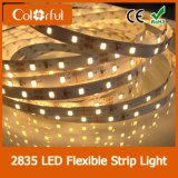 Luz de tira impermeable del precio de fábrica DC12V SMD2835 LED