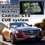 Cadillac Cts를 위한 인조 인간 GPS 항해 체계 영상 공용영역