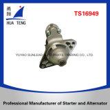 dispositivo d'avviamento di 12V 1.6kw Denso per il motore Lester 10918 di Toyota