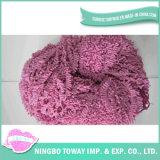 Eco-Friendly Poliéster Mão Knitting Algodão Fios fantasia -2