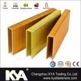 Grapas Sq de la serie de Fasco para el material para techos