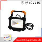 5000 Lumen-Aluminiumlegierung-Material LED Worklight nachladbar