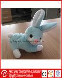 Coelho de coelho macio de Eeaster do brinquedo do luxuoso para o bebê