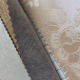 Wasser-Beweis-Blumen-Entwurf Belüftung-Leder für Wand-Dekoration