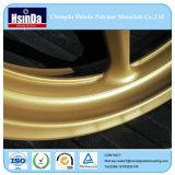 Thermostatoplastische metallische Effekt-Lack-Polyester-Puder-Beschichtung