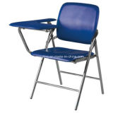 Chaise d'école d'école stacking stacking stacking School Tablette d'écriture (7101)