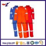 Workwearのための240GSMの防火効力のあり、反静的なファブリック