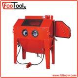 chorreadora de arena industrial industrial de la cabina 420L