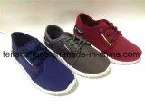 Chaussures de chaussures de sports de chaussures de toile d'injection d'hommes d'OEM (FFCS111903)