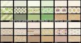 Het heldere en Kleurrijke Bouwmateriaal van de Tegel van de Muur van de Tegel van de Keramiek