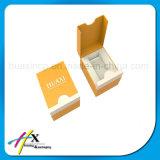 Rectángulo de empaquetado de papel del nuevo del diseño de la joyería regalo del reloj
