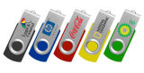 OEM de Promotie Kleurrijke Aandrijving van de Duim van de Aandrijving van de Flits USB