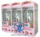 Máquina de juego popular de la venta de la garra de la grúa 2017 (ZJ-CG10)