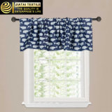 A cortina de indicador feita sob encomenda projeta cortinas elegantes rústicas da cozinha