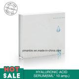 Het Hyaluronic Zure Machtige Bevochtigen van de Uitrusting van het Serum, Geschikt voor Droog Water die Ruwe Huid verhongeren