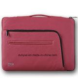 """Einfache Art-bilden beweglicher Laptop-Kasten/iPad Deckel, Zoll den Nylonlaptop-tragenden Beutel, der für 11 """", Laptop 13 """", 14 """" befestigt wird"""