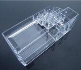 hoja de acrílico densamente sacada de la hoja PMMA de 4m m para la botella cosmética