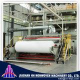 중국 3.2m PP Spunbond 짠것이 아닌 직물 감기 기계