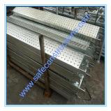 構築のための安全な耐久の足場ボードの板
