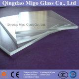 панели солнечных батарей утюга 3.2mm стекло экстренной ясной низкой Tempered