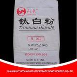 Hecho en el polvo de China TiO2