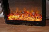 Riscaldatore ad alto tenore di carbonio di memoria della fornace del camino del piatto d'acciaio (A-801S)