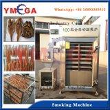 Máquina que fuma del siluro de la sequedad caliente y fría del producto superventas