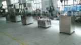 Stampatrice di contrassegno di coperchiamento di riempimento dell'automobile dello sciampo della bottiglia