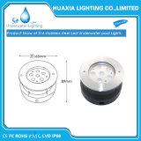 고성능 IP68 스테인리스 LED 수중 샘 빛