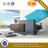 (HX-5N075) Wingeのオフィスのレセプションのカウンター表木MFCのオフィス用家具