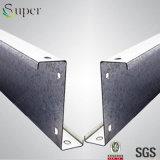 Correa estampada en frío usada del acero Z de la estructura de acero