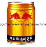 A máquina de enchimento Carbonated da lata personalizou