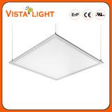 Luz cuadrada del panel LED del blanco 100-240V para las escuelas
