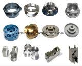 Части CNC точности подвергая механической обработке при алюминий/латунь/(ПОДГОНЯННАЯ) нержавеющая сталь