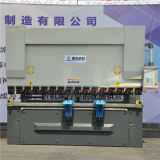 We67k verdoppeln synchrone esteuerte CNC-verbiegende Servomaschine
