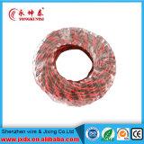 Fil électrique isolant en PVC de 2 fils