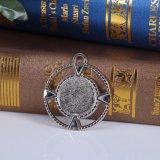 Medalha feita sob encomenda barata do espaço em branco do metal do produtor da parte superior do preço de Factary