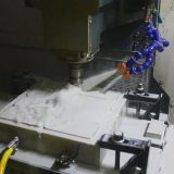 Анодируя части CNC подвергая механической обработке анодируя