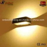 Nuovo indicatore luminoso esterno alla moda dell'indicatore luminoso 9W LED della parete in IP65